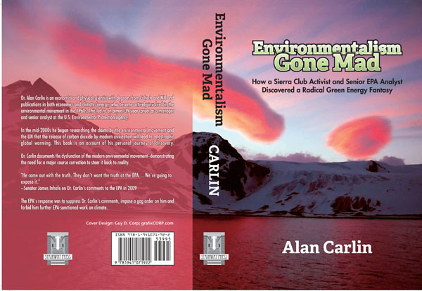 Cover of my book